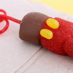 Snack Series: The Mickey Marshmallow Wand