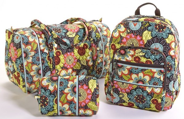 Mickey's Perfect Petals by Vera Bradley