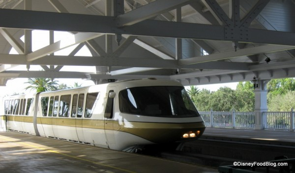 Monorail Gold
