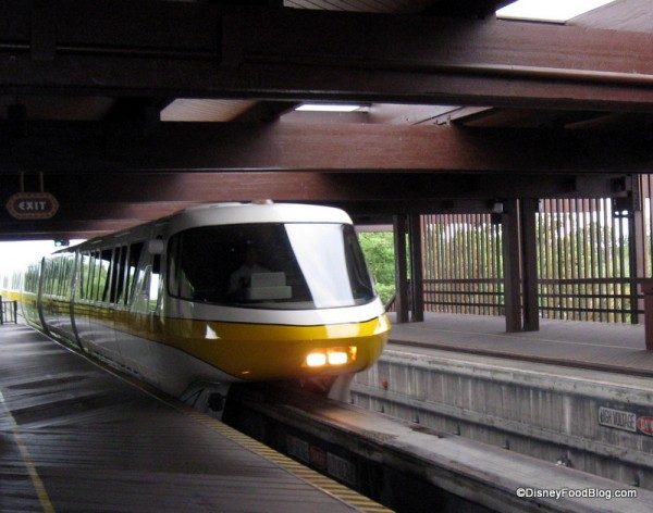 Monorail Yellow