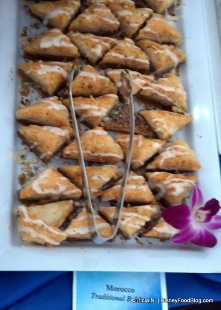 Morocco Baklava