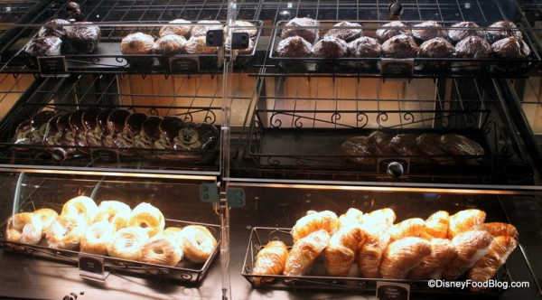 Pastry and Bakery Items
