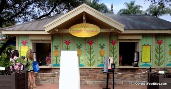 Pineapple Promenade