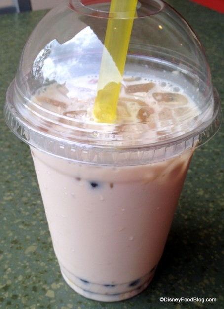 Popping Bubble Tea