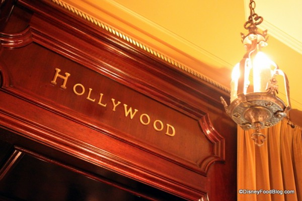 The Hollywood Room