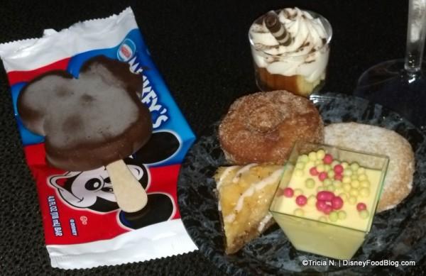 Sample of Dessert Party Eats