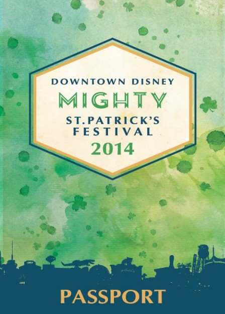 Pick Up a Mighty St. Patrick's Festival Passport to Keep Track of All the Fun!