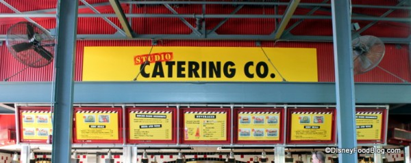 Studios Catering Co.