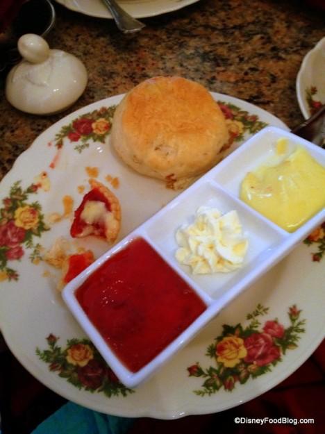 Apologies. That Jam Tart was Really Delicious.