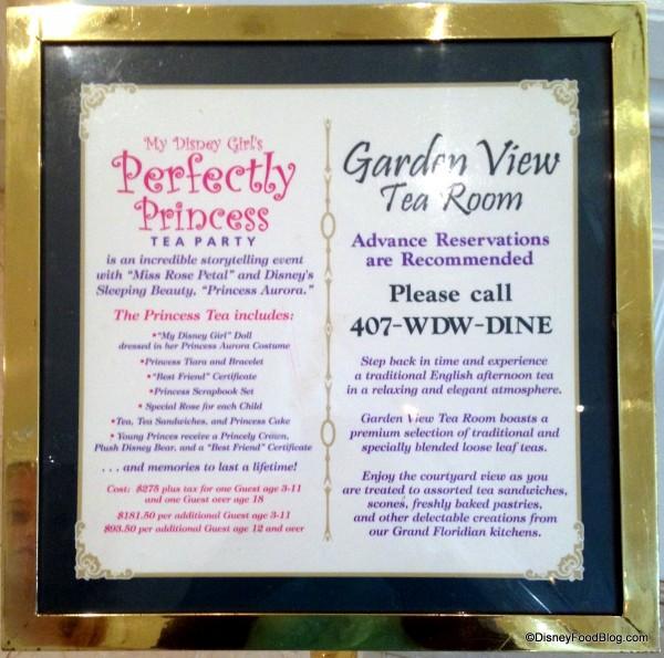 Tea Info
