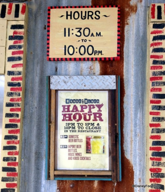 The Smokehouse Hours