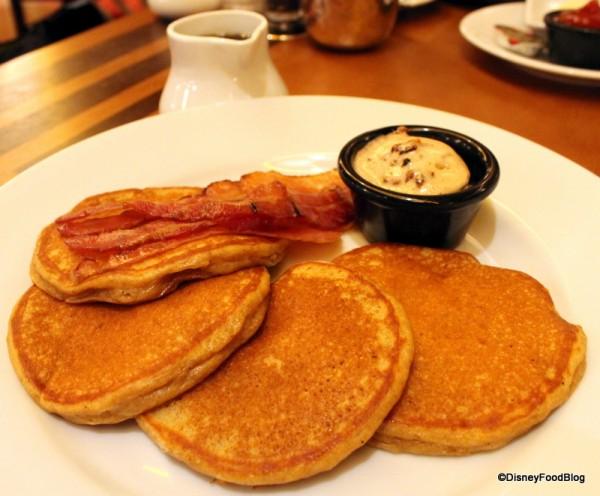 The Wave Signature Sweet Potato Pancakes