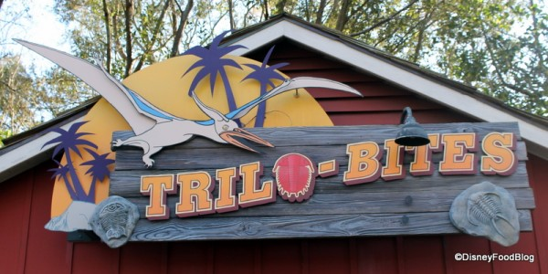 Trilo-Bites at Animal Kingdom