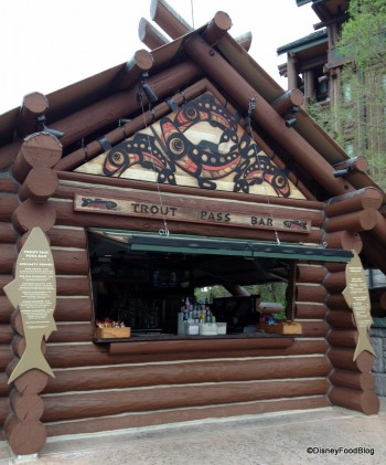 Trout Pass Pool Bar