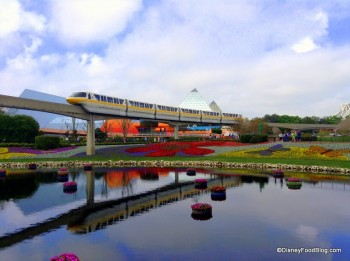 Ahhh, Epcot in the Spring.