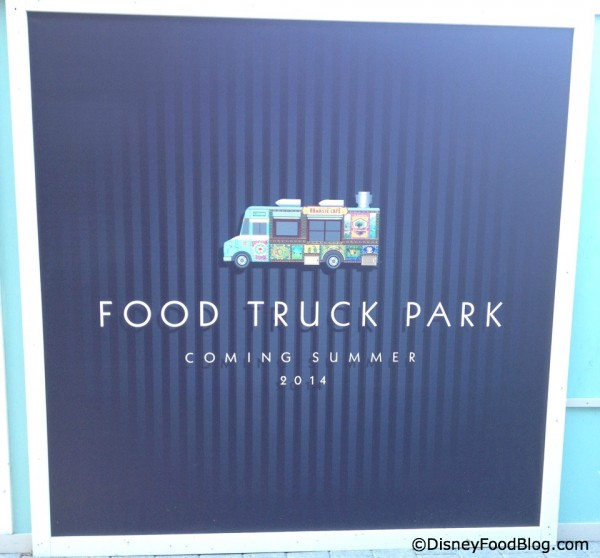 Food Truck Park coming to Downtown Disney Orlando