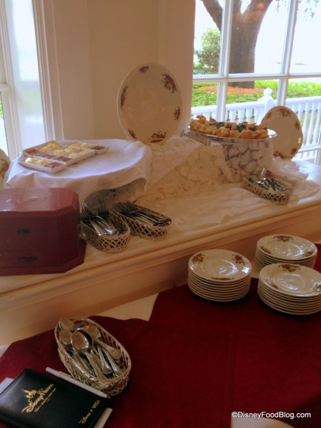 The Pastry Table