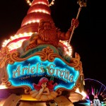 Dining in Disneyland: Dinner and Updated Menu Review at Ariel's Grotto in Disney California Adventure