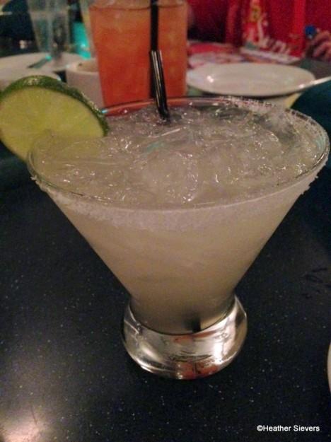 Habanero Lime Margarita