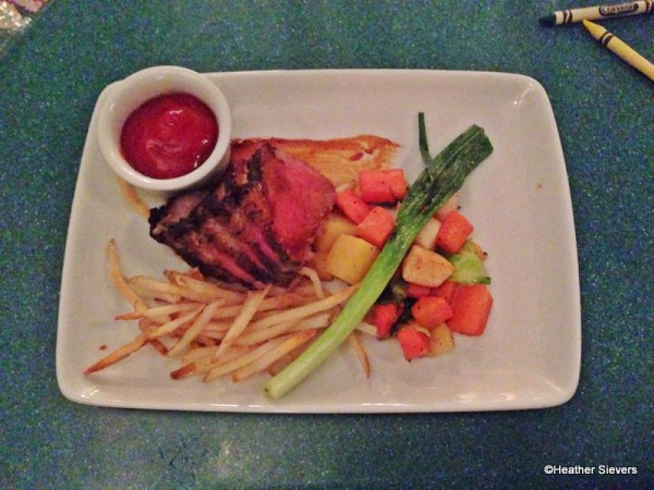 Tri Tip & French Fries