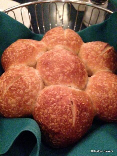 Hot Sourdough Bread