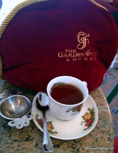 Afternoon Tea at the Grand Floridian