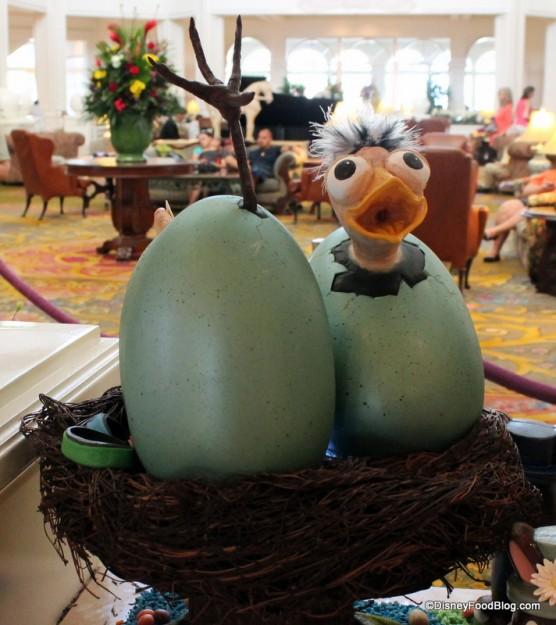 Birds Nest Egg