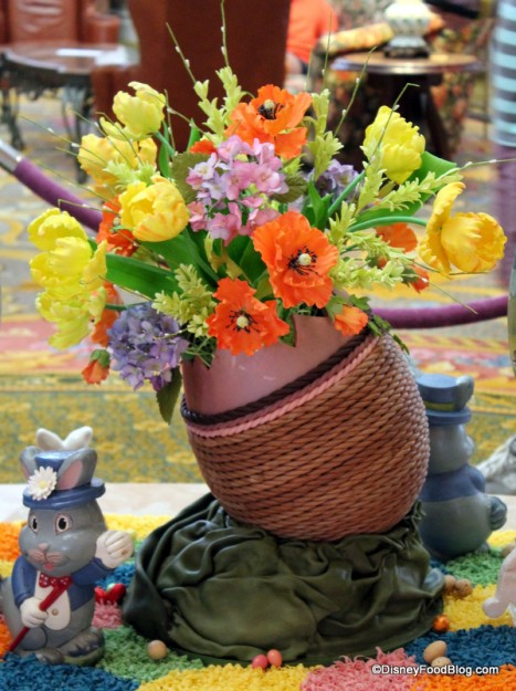 2014 Grand Floridian Easter Eggs Bouquet