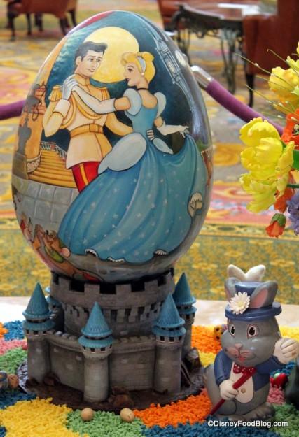 """Cinderella"" Egg"