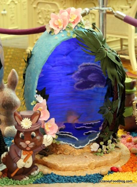 Paradise Egg Shell
