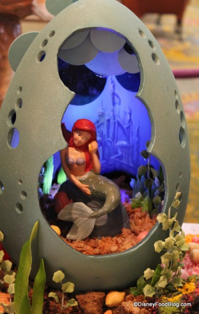 """The Little Mermaid"" Egg"