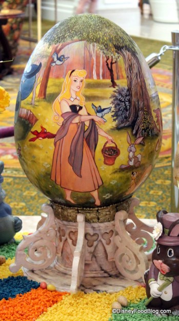"""Sleeping Beauty"" Egg"