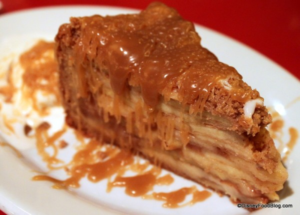 Apple Caramel Pie