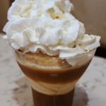Review: The New Café Glacé at L'Artisan des Glaces in Epcot's France Pavilion