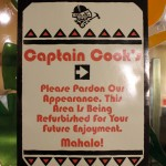 News and Review: Captain Cook's Temporary Location at Disney's Polynesian Resort