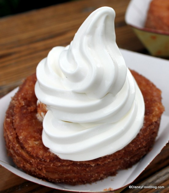 Cronut a la Mode