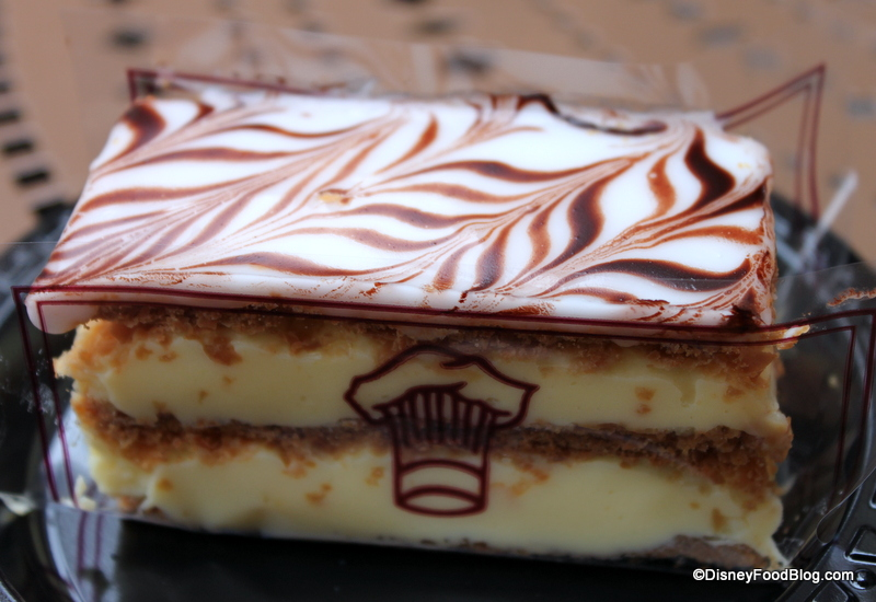 Review The New Napoleon At Les Halles Boulangerie Patisserie In