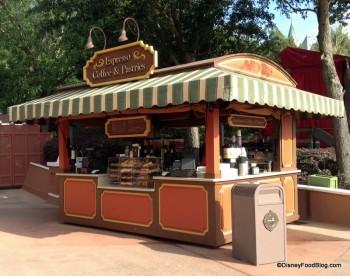 Espresso Coffee and Pastries Joffreys