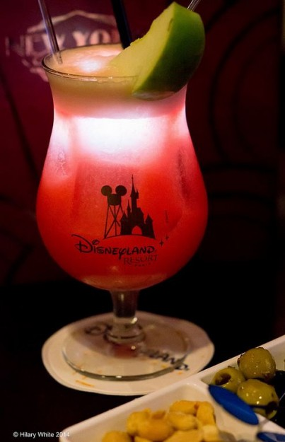 Light & Colours Cocktail from Disneyland Paris