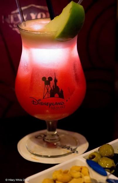 Light & Colours Cocktail from Disneyland Paris