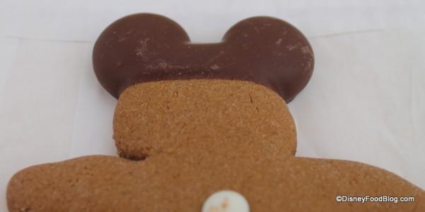 Chocolate covered ears