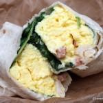 Review: Breakfast Wrap at Kusafiri Coffee Shop and Bakery in Disney's Animal Kingdom