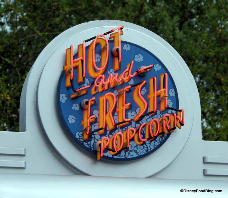 News! Refillable Souvenir Popcorn Bucket Now Available at Disney World