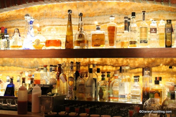 Bar at La Cava