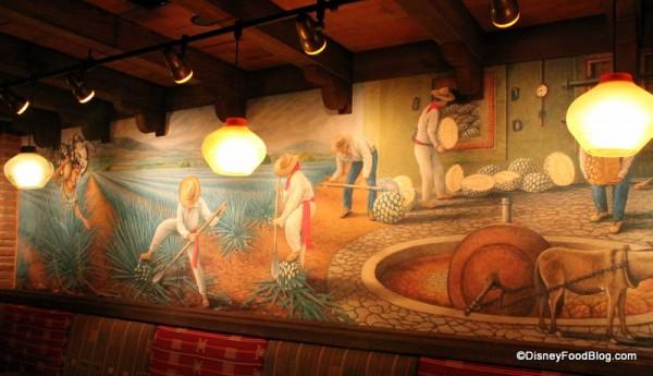 La Cava Wall Mural
