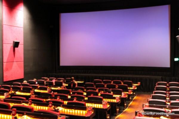 Movie Theater Screen