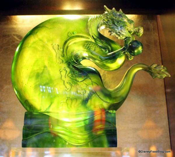 Glass Dragon
