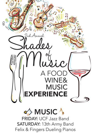 Shades of Music