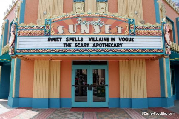 Sweet Spells in Disney's Hollywood Studios