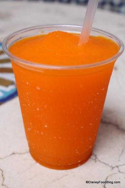 Tangerine Delight